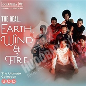 Earth,Wind & Fire - The Real... The ultimate collection (3CD) len 11,99 €