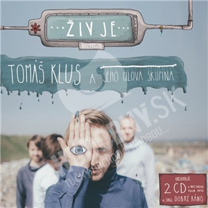 Tomáš Klus - Cílová skupina, živ je (2CD) len 13,39 €