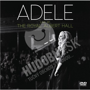 Adele - Live At The Royal Albert Hall (DVD+CD Digipack) len 20,99 €