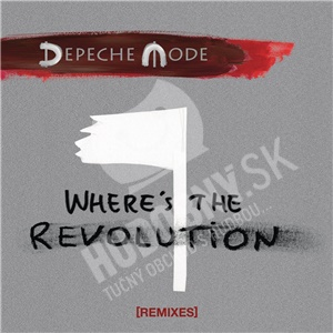 Depeche Mode - Where's the Revolution - Remixes (2x Vinyl) len 24,99 €