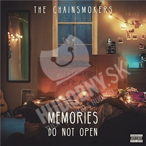 The Chainsmokers - Memories...Do Not Open len 13,59 €