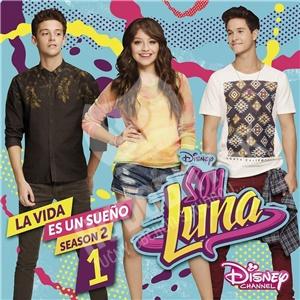 Elenco De Soy Luna - Soy Luna: La Vida Es Un Sueno (Staffel 2, Vol.1) len 14,89 €