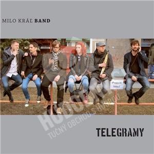 Milo Kráľ Band - Telegramy len 9,99 €