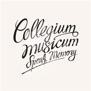 Collegium Musicum - Speak, Memory (2x Vinyl) len 25,99 €