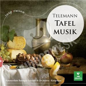 Ton Koopman, Georg Philipp Telemann - Tafelmusik - Best of Talemann len 5,99 €