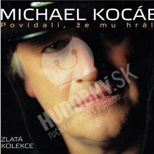 Michael Kocáb - Povídali, Že Mu Hráli (Zlatá kolekce) len 13,49 €