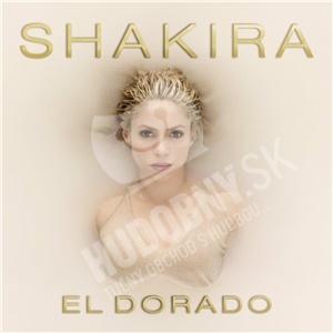Shakira - El Dorado len 13,89 €