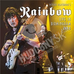 Ritchie's Rainbow Blackmore - Live In Birmingham 2016 (2CD) len 16,98 €