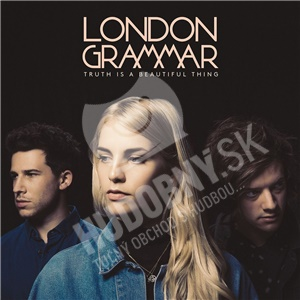 London Grammar - Truth Is A Beautiful Thing (deluxe - 2CD) len 22,99 €