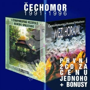 Čechomor - Dověcnosti / Mezi horami (2 CD) len 6,99 €