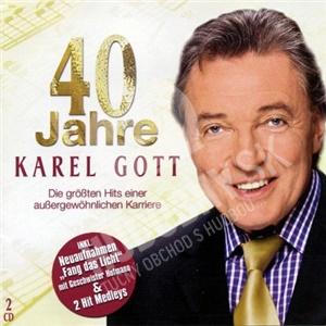 Karel Gott - 40 Jahre (2 CD) len 16,98 €