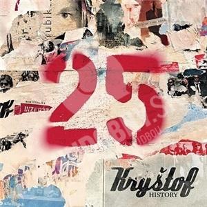 Kryštof - 25 (2CD) len 16,98 €