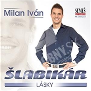 Milan Iván - Šlabikár lásky len 9,99 €