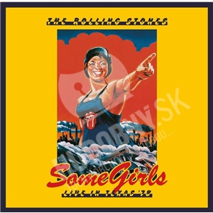 The Rolling Stones - Some Girls: Live In Texas '78 len 12,99 €