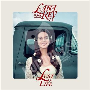 Lana Del Rey - Lust for life (2x Vinyl) len 29,99 €