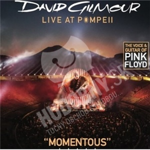 David Gilmour - Live at Pompeii - Box Set (Bluray+CD) len 77,98 €