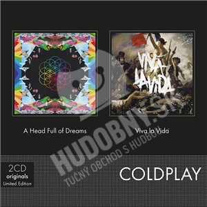 Coldplay - A Head Full of Dreams & Viva la Vida (2CD) len 20,99 €