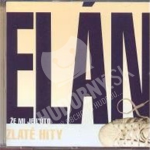 Elán - Zlaté Hity - Že mi je ľúto len 4,99 €