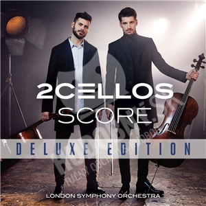 2CELLOS - Score (Deluxe Edition/CD+DVD) len 20,99 €