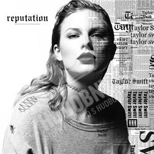 Reputation - Taylor Swift len 16,98 €