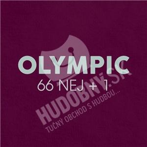 Olympic - 66 Nej+1 (3CD - 1965-2017) len 14,89 €