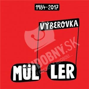Richard Müller - Výberovka 1984-2017 (2CD) len 14,99 €