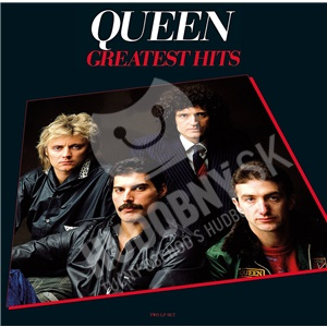 Queen - Greatest Hits (2x Vinyl) len 33,99 €