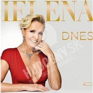 Helena Vondráčková - Dnes/Limitovaná edice 4CD len 26,99 €