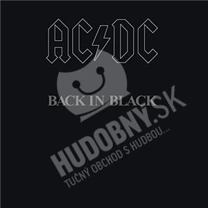 AC/DC - Back in Black (Vinyl) len 19,99 €