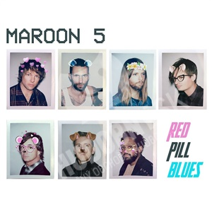 Maroon 5 - Red Pill Blues (Deluxe Edition) len 19,98 €