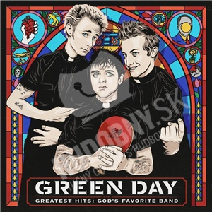 Green Day - Greatest Hits: God's Favorite Band len 16,98 €