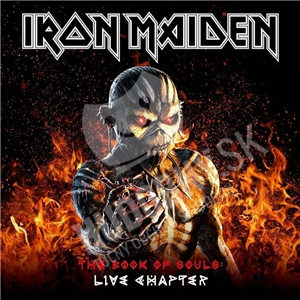 Iron Maiden - The Book of Souls: Live Chapter (2CD) len 15,99 €