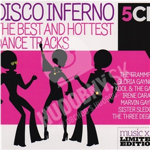 Best and Hottest Soundtracks - Disco Inferno (5CD) len 29,99 €