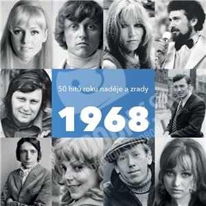 VAR - 1968 - 50 hitů roku naděje a zrady(2CD) len 11,99 €