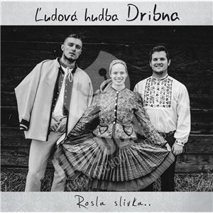 Ľudová hudba Dribna - Rosla slivka.. len 7,99 €