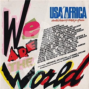 """U.S.A. for Africa - We Are The World (Vinyl 7"""") len 29,99 €"""