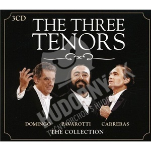 José Carreras, Luciano Pavarotti, Plácido Domingo - The Three Tenors Collection len 24,99 €