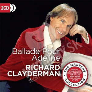 Richard Clayderman - Ballade pour Adeline (2CD) len 7,99 €