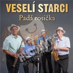 Veselí starci - Padá rosička (CD+DVD) len 12,99 €