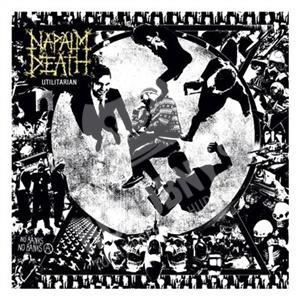 Napalm Death - Utilitarian len 24,99 €