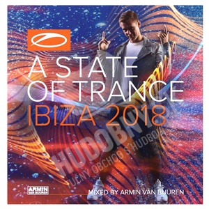 Armin Van Buuren - A state of trance Ibiza 2018 (2CD) len 24,99 €