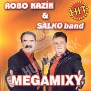 Robo Kazík - 13. MEGAMIXY [KAZIK & SALCO band] len 9,99 €