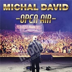 Michal David - Open Air (2CD) len 12,29 €