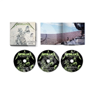 Metallica - ...And Justice For All (3CD Expanded Edition Box-Set) len 25,99 €