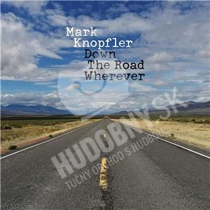 Mark Knopfler - Down The Road Wherever len 14,49 €