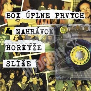 Horkýže Slíže - Box úplne prvých 4 nahrávok Horkýže Slíže len 15,99 €