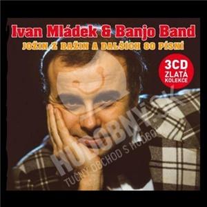 Ivan Mládek & Banjo Band - Jožin Z Bažin A Dalších 80 Písní (3 CD) len 14,99 €