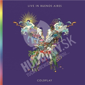 Coldplay - Live in Bueno Aires (2CD) len 17,98 €