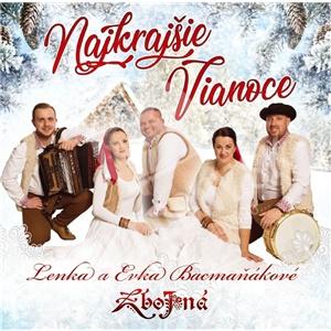 Lenka a Evka Bacmaňákové - ZBOJNÁ Najkrajšie Vianoce len 7,69 €