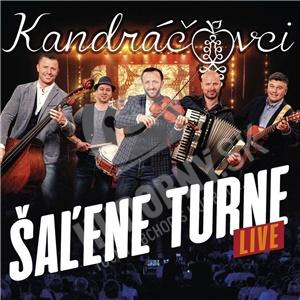 Kandráčovci - Šaľene turne / Live len 11,59 €